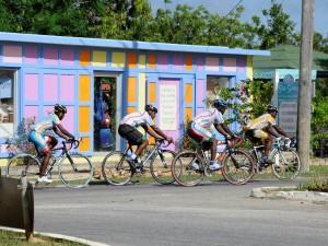 Anguilla Cyclists