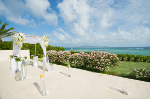 Wedding on Anguilla Alegria Beaches Edge