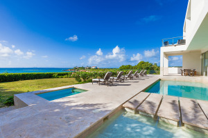 Beaches Edge Anguilla Villa Estate