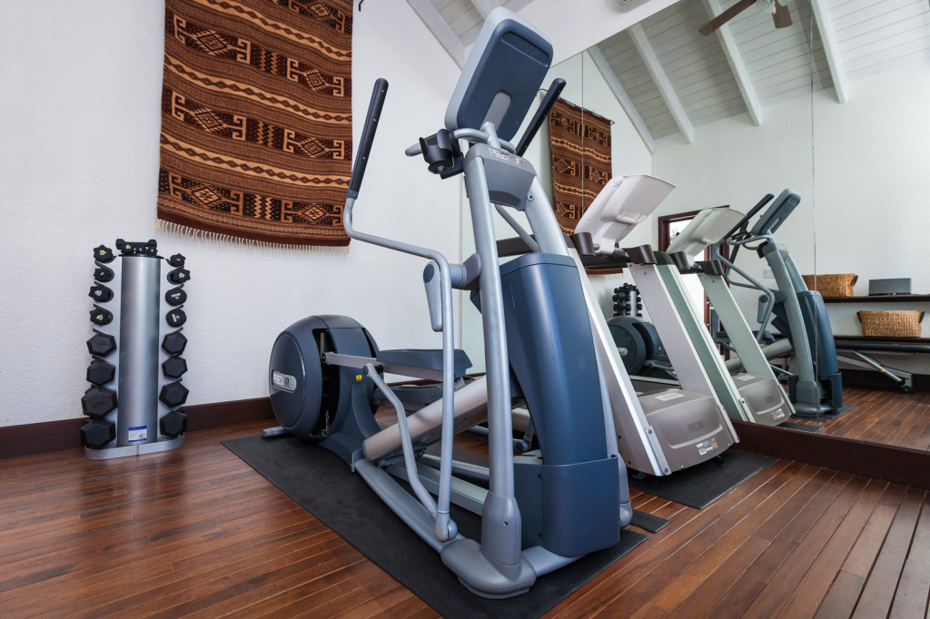 Anguilla hotels alternatives gym